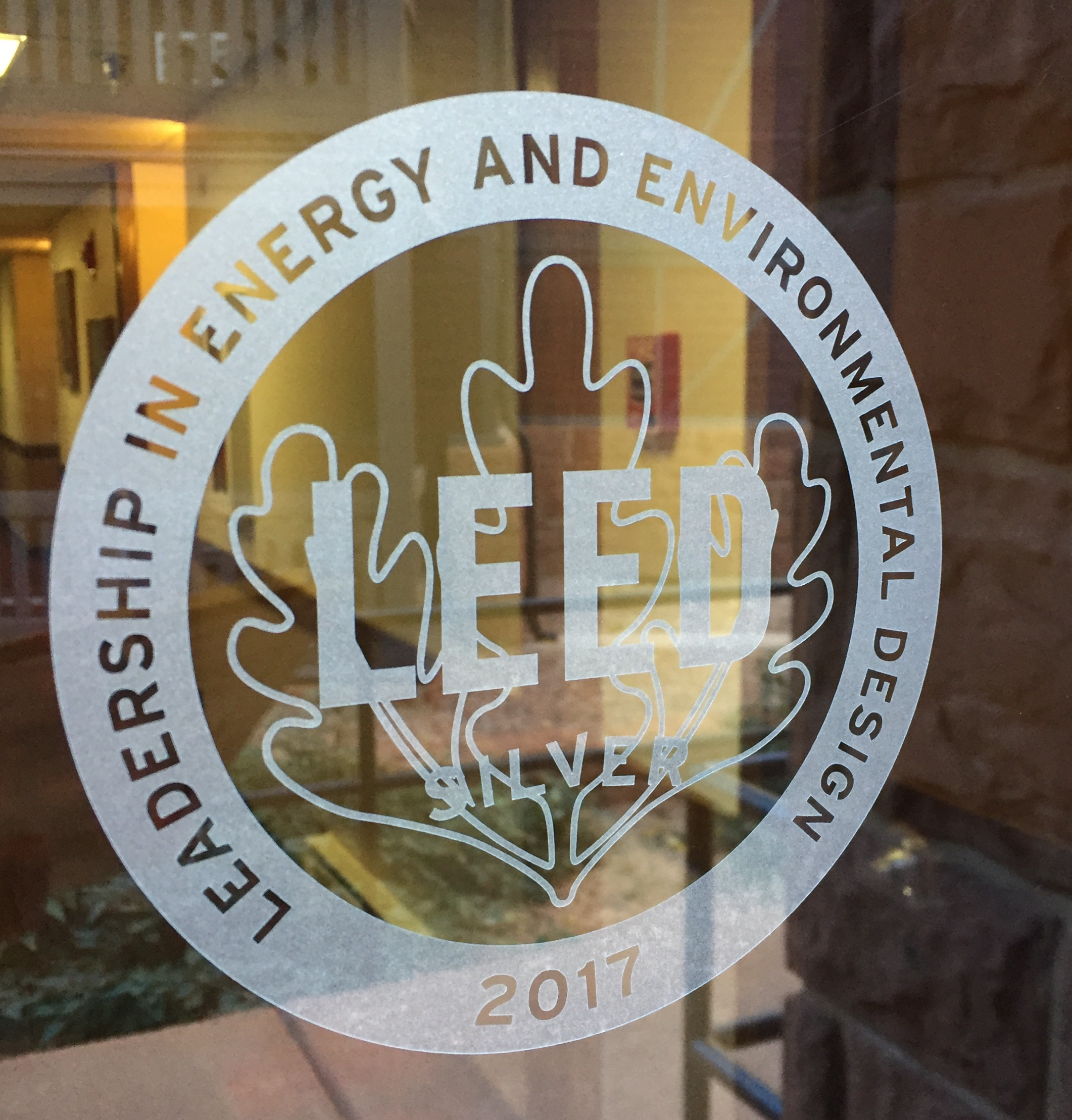Zion Achieves Leed Silver Certification