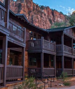 Zion Lodge 3