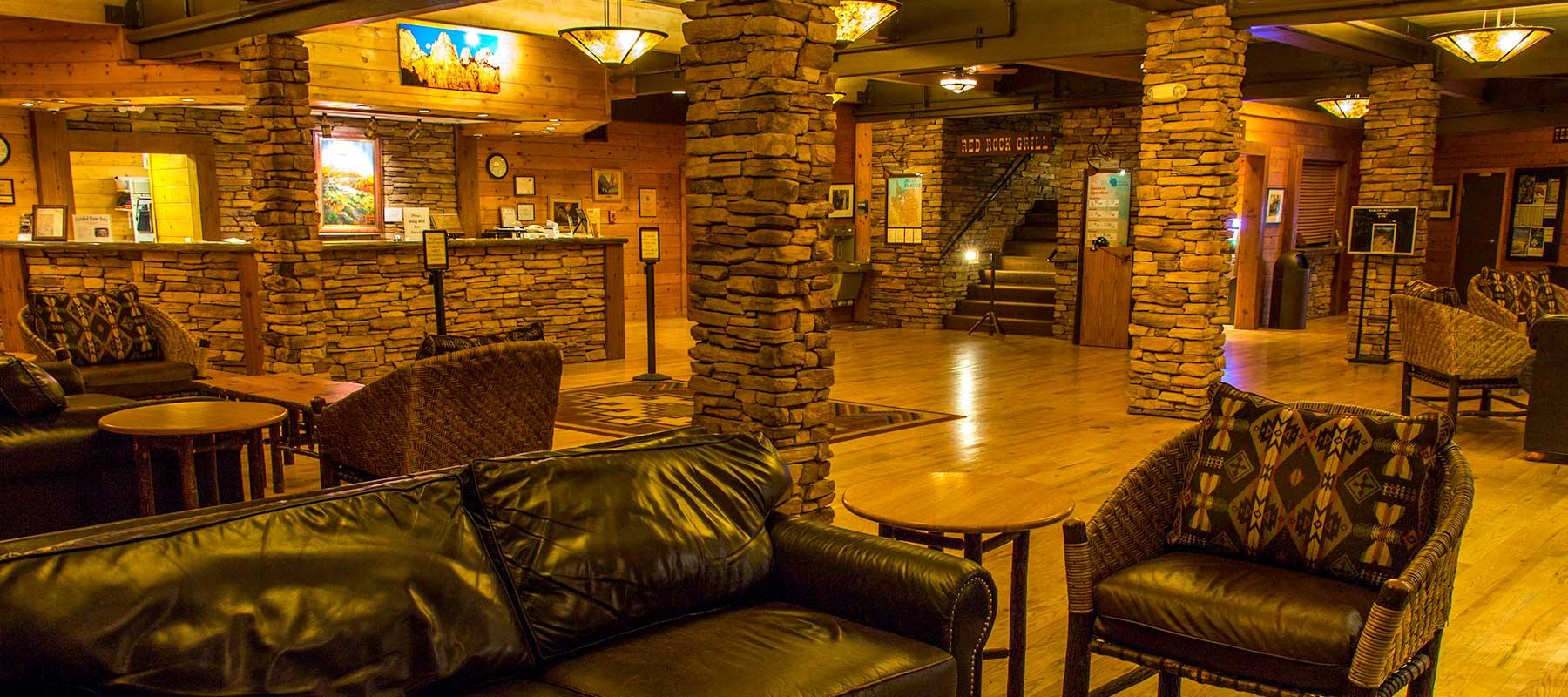 Zion Lodge 5