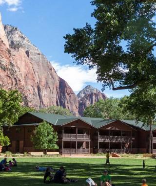 Zion Lodge 7
